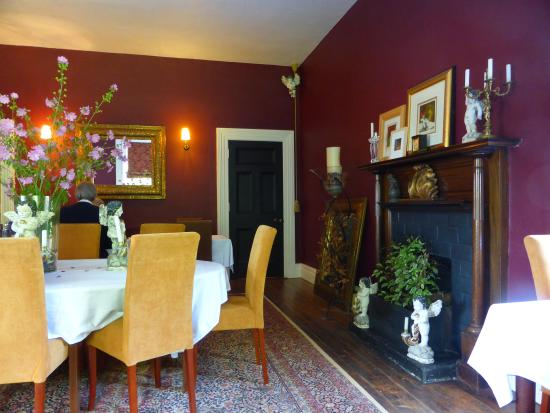 Kilgreaney, Ireland: Dining room