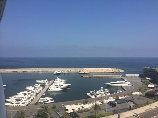 the view from the sixth - Four Seasons Hotel Beirut Tripadvisor