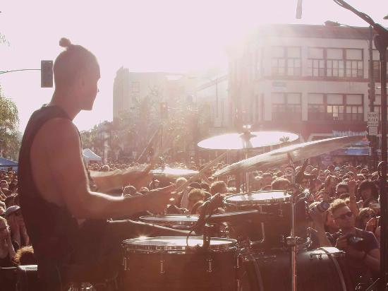 Make Music Pasadena is an annual citywide street festival that takes place all over downtown