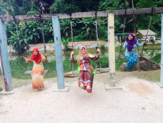 Swing picture of qing xin ling leisure and cultural for Swingvillage