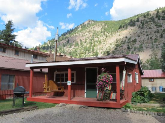 G m cabins 2 bedroom cabin in lake city tripadvisor for Home away from home cabins