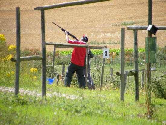 The Big Shoot  Clay Pigeon Shooting