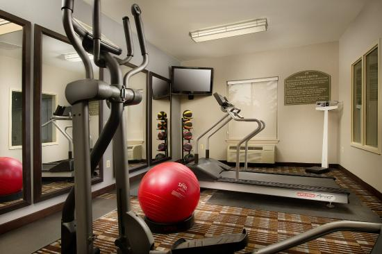 Chambersburg, Πενσυλβάνια: Work out in our Fitness Center
