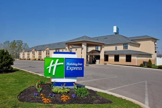 Holiday Inn Express London I-70