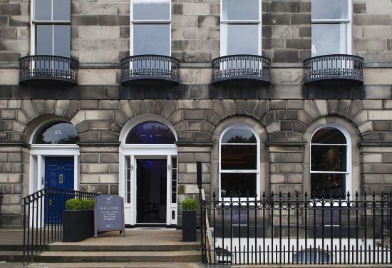 Photo of Ailsa Craig Hotel Edinburgh