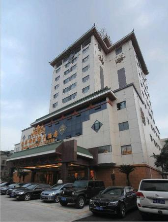 National Hotel Chengdu