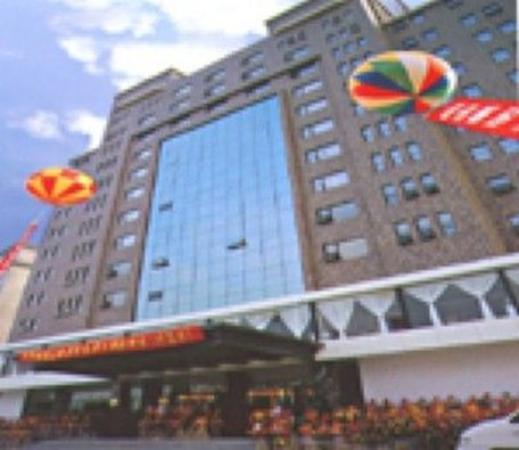 Fairyland Hotel Shanghai Yanggao South Road