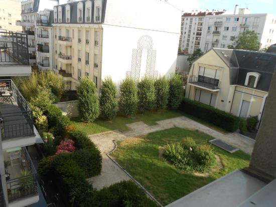 Nice and quite picture of adagio access paris porte de - Adagio access paris porte de charenton ...