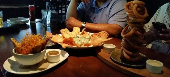 Appetizers Picture Of Yard House Atlanta Tripadvisor