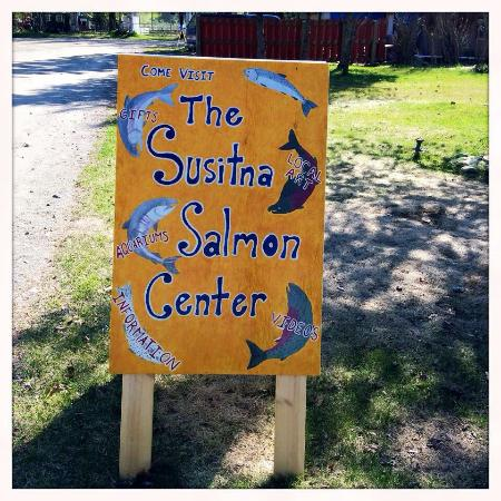 Susitna Salmon Center