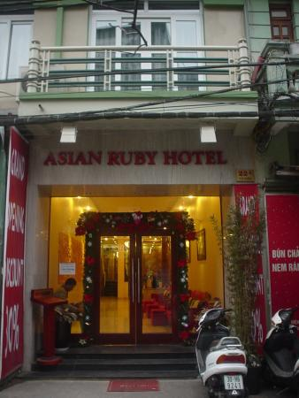 ‪Asian Ruby Hotel Hanoi‬