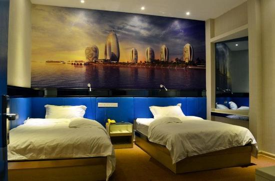 Julefu fashion boutique chain hotel nanning china for Best boutique hotel chains