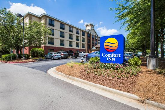 Photo of Comfort Inn Alpharetta