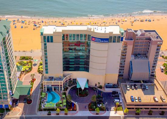 Bed And Breakfast In Virginia Beach At The Oceanfront