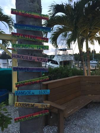Unique spot with fresh seafood for Casey key fish house