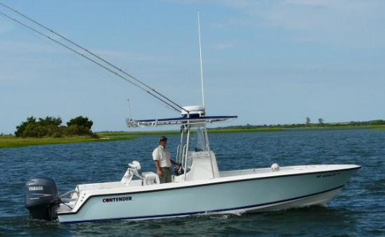 Wrightsville beach fishing charter whipsaw for Deep sea fishing wilmington nc