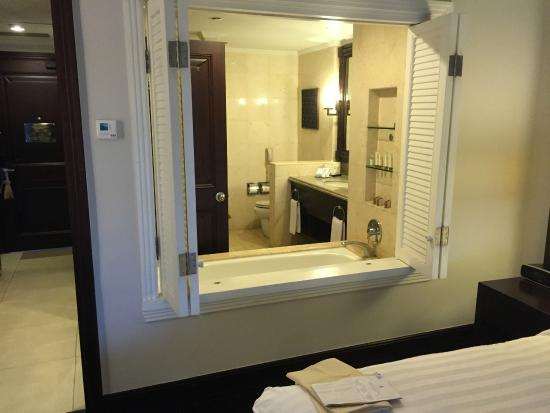 Bathroom Picture Of Pan Pacific Nirwana Bali Resort Tabanan Tripadvisor