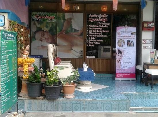 damer blue diamond thaimassage