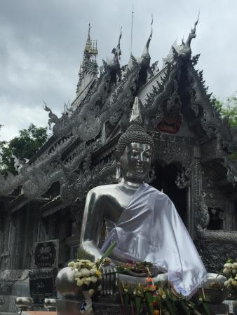 The Silver Temple - Picture of Wat Sri Suphan, Chiang Mai - TripAdvisor