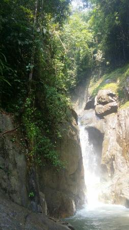 Chiling Waterfall