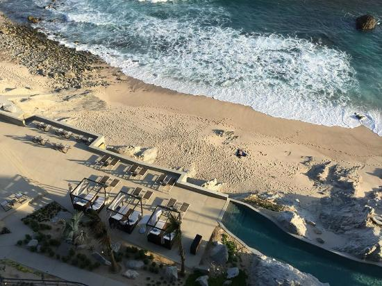Pool area for The cape los cabos