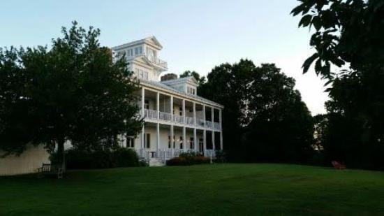 Pisgah, AL: The Lodge right before sunset
