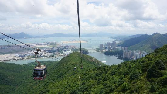 big buddha hong kong how to get there cable car