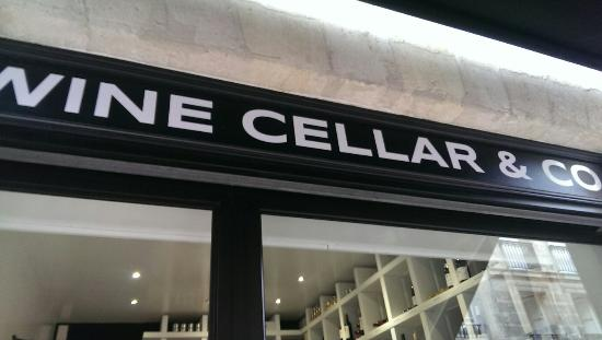 Wine tasting - Picture of Wine Cellar