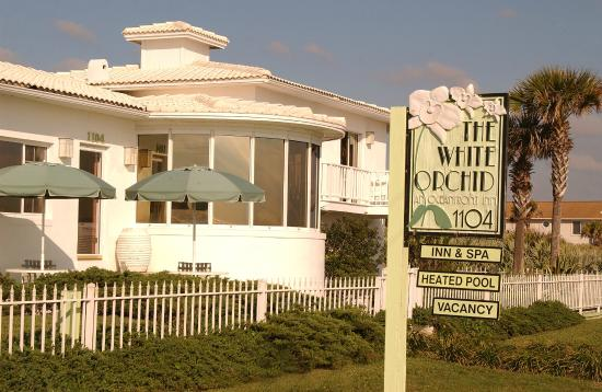 Photo of The White Orchid Inn and Spa Flagler Beach