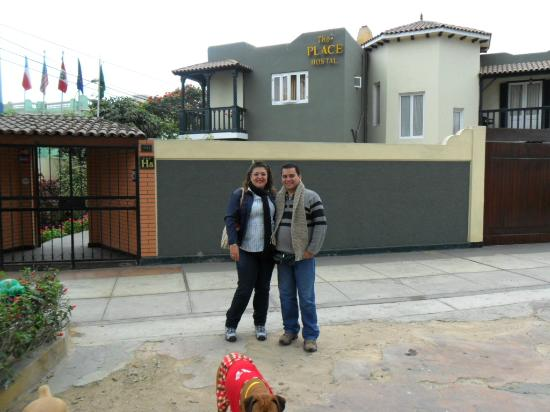 The Place of Miraflores Hostal