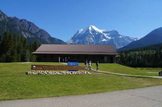 Canadian Rockies, Καναδάς: Excellent Visitor Centre