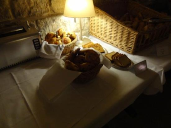 Colazione for Best western le jardin de cluny paris