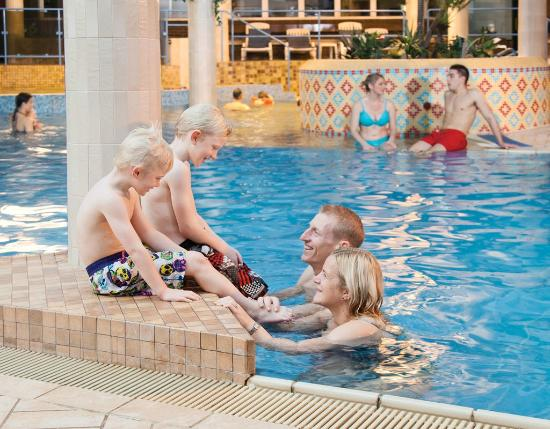 Indoor fun pool picture of tlh leisure resort torquay - Hotel in torquay with indoor swimming pool ...