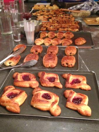 French pastries class - La cuisine cooking classes ...