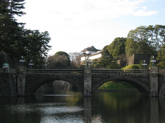 Ni Ju Bashi - Picture of Two-tiered Bridge (Ni-ju Bashi), Chiyoda - TripAdvisor