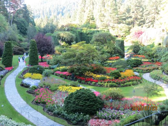 God 39 S Beauty Picture Of Butchart Gardens Central Saanich Tripadvisor