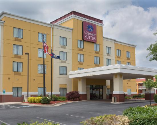 Comfort Suites Fredericksburg North
