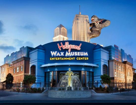 Hollywood Wax Museum Myrtle Beach Myrtle Beach