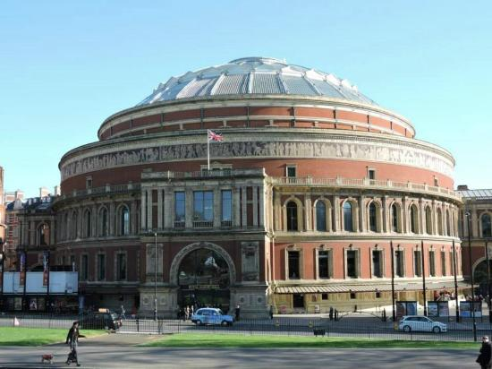 Royal albert hall from box picture of royal albert hall for Door 4 royal albert hall
