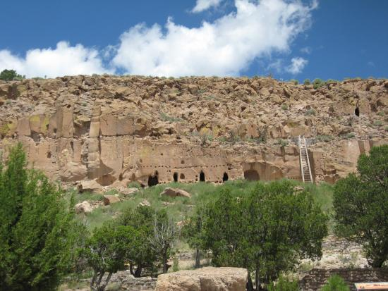 Espanola (NM) United States  city pictures gallery : ... of the mesa Picture of Puye Cliff Dwellings, Espanola TripAdvisor