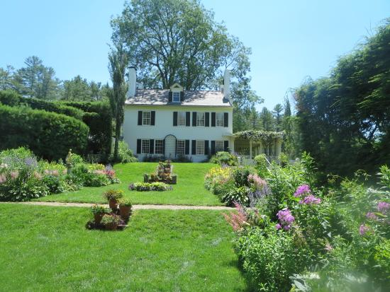 Cornish, NH: the house
