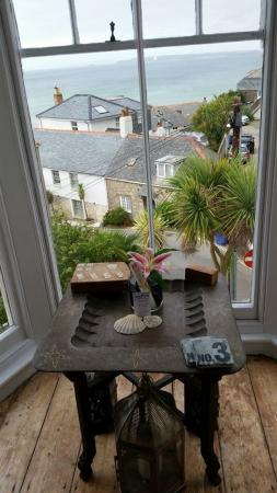 Seaforth B&B: View from room 3