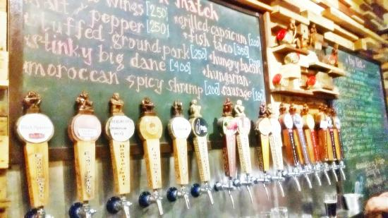 Craft Brewery Baguio Baguio Craft Brewery Tap