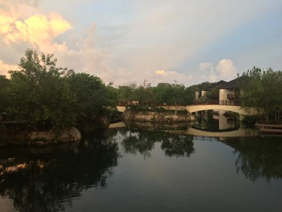 Fairmont Mayakoba: Sunset