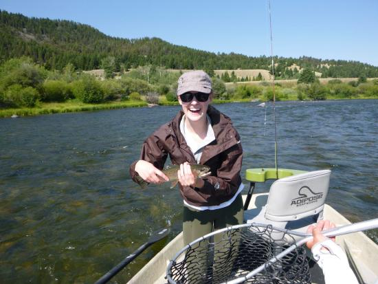 The top 10 things to do near bozeman hot springs for Fly fishing vacation montana
