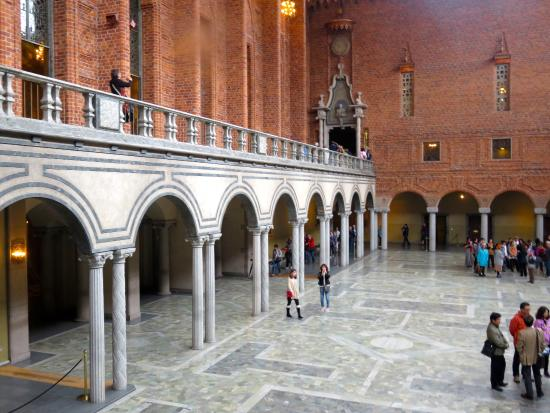Stockholm City Hall  Picture Of Leopold The Private Tour Guide  Private Tou