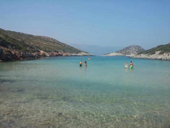 Livadaki Beach - Picture of Livadaki Beach, Samos ...