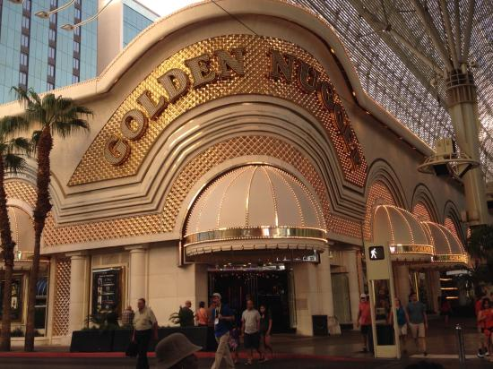 Golden nugget picture of fremont street experience las vegas