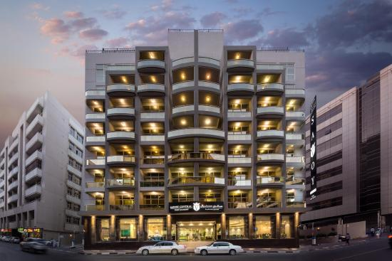 Savoy central hotel apartments dubai united arab for Best value hotels in dubai