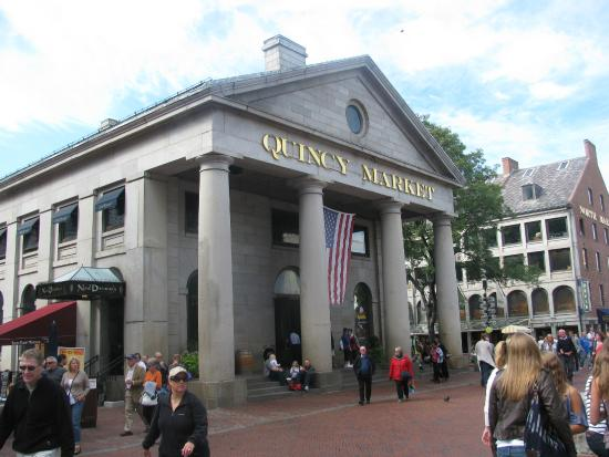 Quincy Market - Picture of Quincy Market, Boston - TripAdvisor